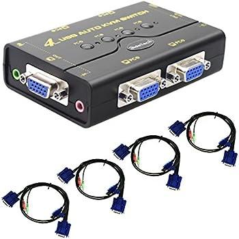 D-Link DKVM-4U KVM Switch 4port USB: Amazon.de: Computer