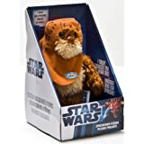 Joy Toy 100785 - Star Wars Wicket sprechender Plüsch, in Displaybox, 23 cm