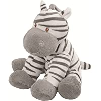 Jungle Friends Zooma Zebra Rattle Blankie