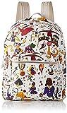 piero guidi Backpack Borsa a zainetto Donna, Bianco (Neve) 25,5x32x15 cm (W x H x L)