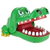 Crocodile Mordre Finger Jeu Amusant Jouets pour Les Enfants Adultes Enfants Cadeaux Mignon Crocodile Bouche Dentiste pour Enf
