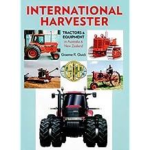 International Harvester: Tractors & Equipment in Australia & New Zealand