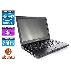 Descripción general del producto:Modelo:Dell Latitude E6410.Tamaño:Ordenador portátilTeclado:Tipo: francés (Azerty).Pantalla:14.1WXGA.Resolución:1280 x 800.Aspecto de la esterilla:Mate-antirreflectante.Procesador:Intel Core i5-520m 2,40GHz-T...