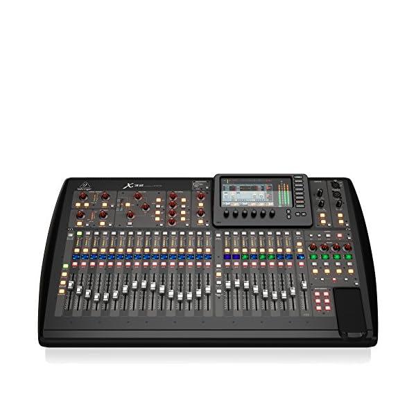 Behringer X32 DJ console
