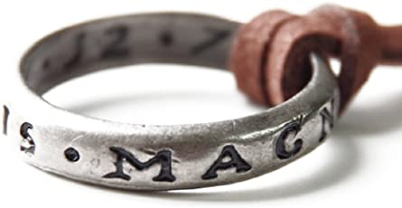 HeyBroh! Sir Francis Drake's ring - Uncharted Series, Silver