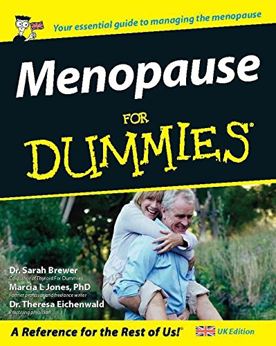 [Menopause For Dummies] (By: Sarah Brewer) [published: June, 2007]