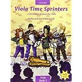 Viola time sprinters +Cd - Alto