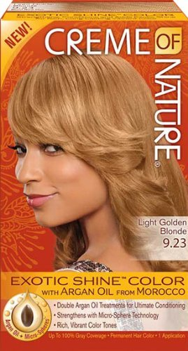 CREME OF NATURE Hair Colour/Permanent Colour, 60 ml