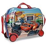 Blaze Blaze City Kindergepäck, 50 cm, 34 liters, Mehrfarbig (Varios Colores)