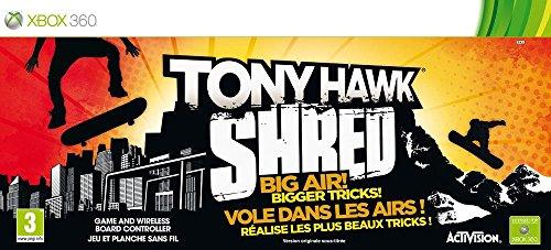 Tony Hawk Shred - Board Bundle (Xbox 360) [Importación inglesa]
