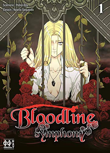 Bloodline Symphony Edition simple Tome 1