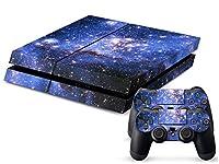 Audew, selbstklebende Abdeckung für Sony PS4 Console und ...