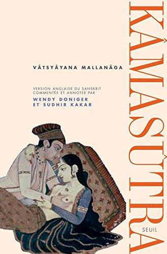 Kâmasûtra par Vâtsyâyana Mallanâga