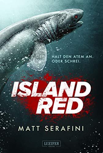 Buchcover Island Red: Horrorthriller