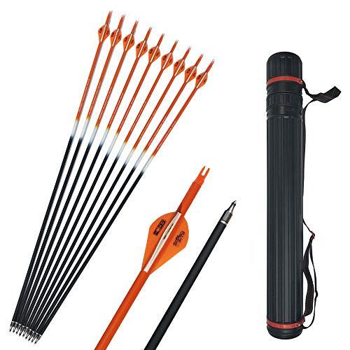 Sporting Goods Bohning Vanes Blazer+wraps Set Bogenschießen Pfeile Recurvebogen Compound Federn Arrows & Parts