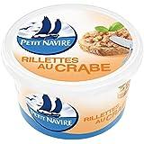 Petit Navire Rillettes Au Crabe - ( Prix Par Unité ) - Envoi Rapide Et Soignée