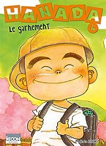 Hanada le Garnement Edition simple Tome 4