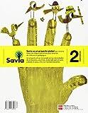 Image de Cuaderno de matemáticas. 2 Primaria, 1 Trimestre. Savia - 9788467578423