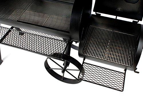 Joe's Barbeque Smoker Grillrost für Feuerbox 16″ Longhorn
