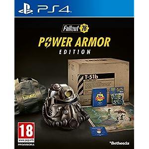 Fallout 76 Power Armor Edition PS4 Pegi Version Uncut