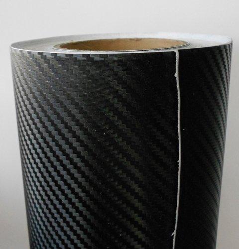 Auto Folie CARBON FOLIE 3D STRUKTUR 50X152cm CARWRAPPING