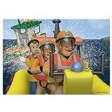 Clementoni Rompecabezas | 35 Piezas | Sam el Bombero | Fireman Sam | Puzzle, Feuerwehrmann Sam:Puzzle A