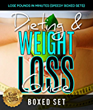 Dieting & Weight Loss Guide: Lose Pounds in Minutes (Speedy Boxed Sets): Weight Maintenance Diets