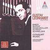 Consort/Ed.Leonhardt Vol.11