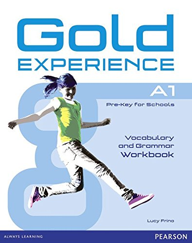 Gold Experience A1 Workbook without key por Lucy Frino