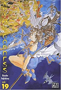 Ah ! My Goddess Edition simple Tome 19