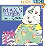 Max's Birthday (Max Board Books)