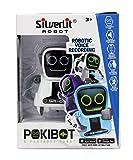 Silverlit 88043Bin quadratisch pokibot Roboter