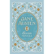Jane Austen: Seven Novels: Seven Novels (Barnes & Noble Leatherbound Classic Collection)