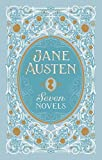 Jane Austen: Seven Novels: Seven Novels (Barnes & Noble Leatherbound Classic Collection)