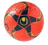 Uhlsport Pallone Medusa Keto, fluo Arancione/petrolio, 4, 100161601