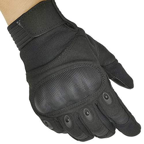 fitne fahrrad Blisfille Handschuhe Fahrrad Herren Taktische Handschuhe Outdoor Sport Spezialeinheiten Armee Fan Schutzhandschuhe Herren Lange Finger Tuch Touchscreen Handschuhe