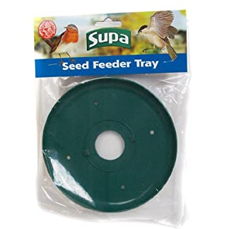 Wild Bird Seed Feeder Tray 7