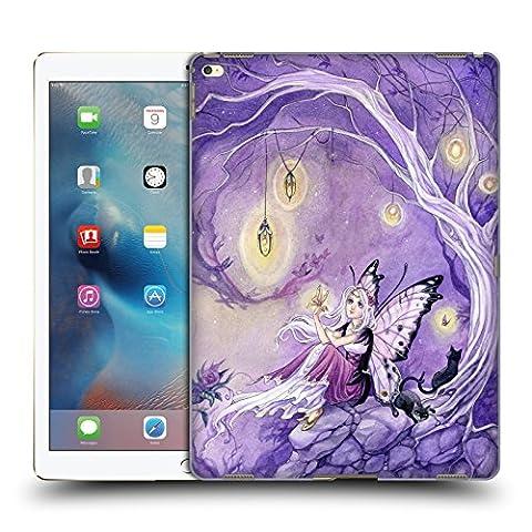 Officiel Meredith Dillman Papillons Fée Étui Coque D'Arrière Rigide Pour Apple iPad Pro 12.9