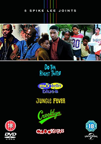 Bild von Spike Lee - Do The Right Thing / Mo Better Blues / Jungle Fever / Crooklyn / Clockers [DVD]
