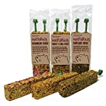 Rosewood Naturals Carrot and Fennel Sticks Treat 120 g 4