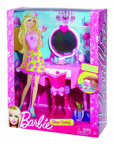 Mattel Barbie X7940 - Möbel Sortiment F...