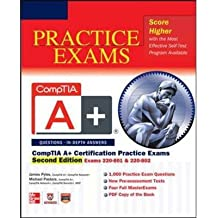 CompTIA A+ Certification Practice Exams, (Exams 220-801 & 220-802) (Mixed media product) - Common