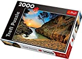 Trefl- Puzzle Alba sulla Costa Brava Spagna, TR27048
