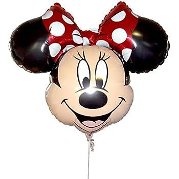 Ballon geant Minnie Decoration Anniversaire 76x92 cm - Aluminium - 202