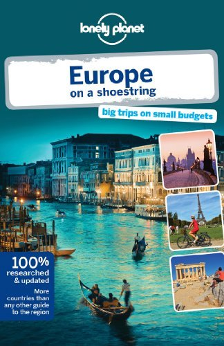 Lonely Planet Europe on a shoestring (Travel Guide) by Lonely Planet (2013-10-20)