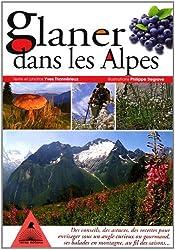 Glaner dans les Alpes