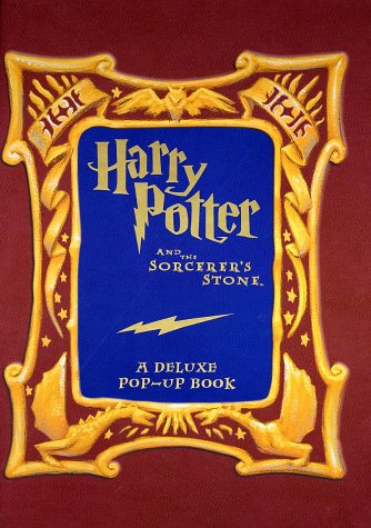 Harry Potter and the Sorcerer's Stone: A Deluxe Pop-up