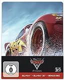 Cars 3: Evolution Steelbook (3D BD+2D BD+Bonusdisc)   Bild