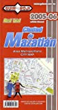 Title: Mazatlan City Map by Guia Roji Spanish Edition