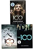 Kass Morgan 100 Series 4 Books Collection set (il 100, il giorno 100: 21, Homecoming, Rebellion)